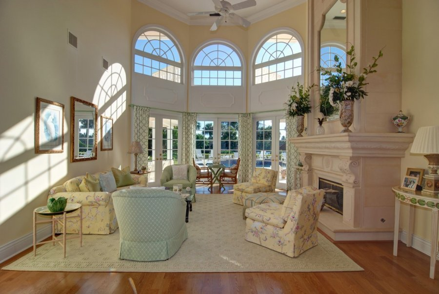 two-story-living-room