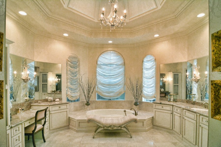 Immaculate Master Bath