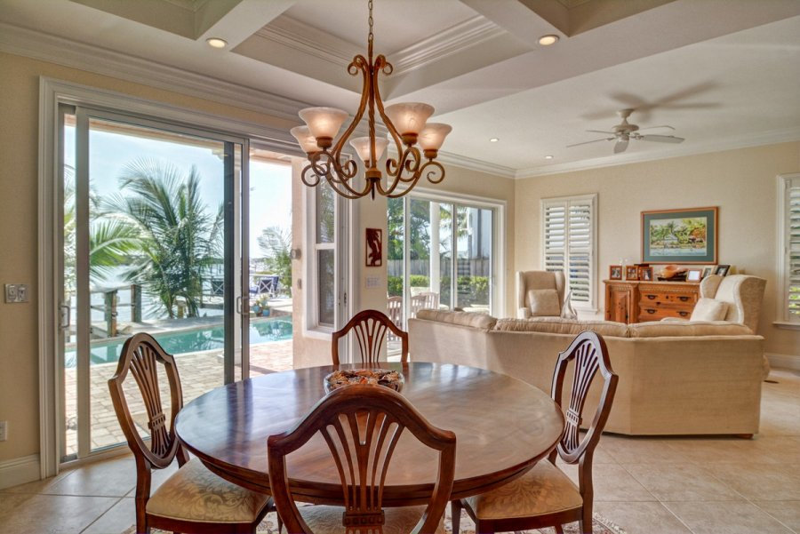 Dining Room - Pool Access