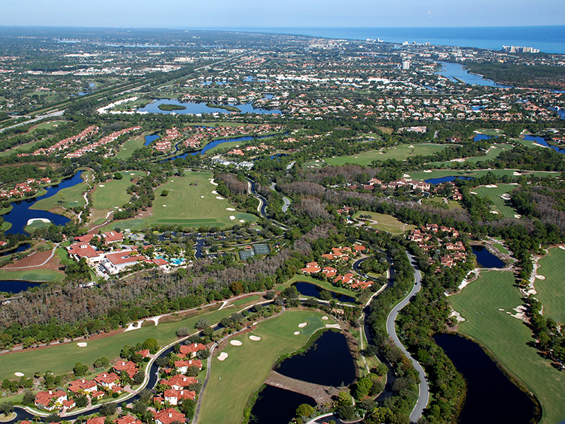 Trump National Jupiter Real Estate